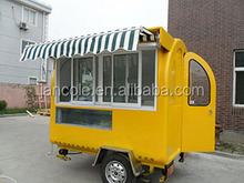 folding motorcycle trailer