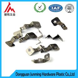 China Machining Sheet Metal Stamping part supplying progressive products