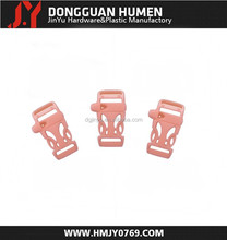 Jinyu plastic side release buckle/buckle plastic for sale