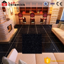 new arrival 1st choice 80x80 high glossy vitrified black glitter floor tiles for bedroom