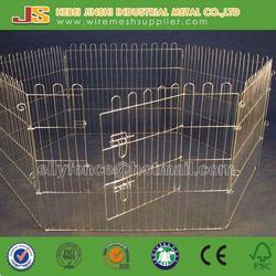 60x63cm 6 panels folding metal wire puppy playpen