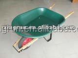 wheelbarrowWB6600f ,garden tools,galvanized wheelbarrow