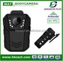 A7 advanced plus group ltd newest model IP68 waterproof night vision full HD police camera