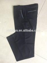 nueva moda vestido negro 2014 pantalones pantalones para hombre