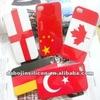 Turkey flag phone case for iphone/samsung Galaxy S3