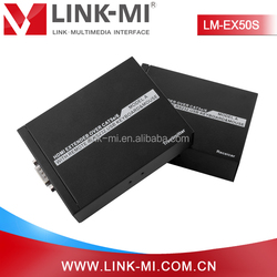 LINK-MI LM-EX50S USB HID Mouse and Keyboard HDMI + USB Extender 50m CAT5E/6