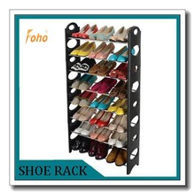 Chinese plastic cheap shoe rack