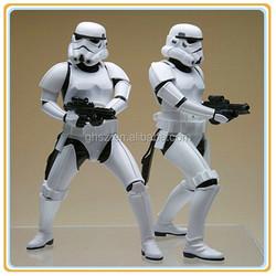 Custom factory price star wars 4 Stromtrooper vintage action figures for sale