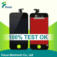 Factory price LCD Display Touch Digitizer Assembly for iPhone 4s