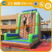 High Quality 6m/20ft High Climbing Wall,Inflatable Climbing Wall for Kids,Inflatable Rock Climbing Wall