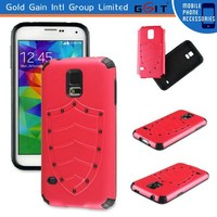 [GGIT] Best-selling TPU+PC Shield Case, for LG G2 Case