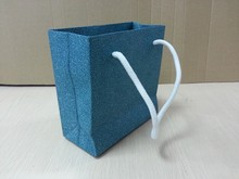 Glittering Special Paper Bag with Cotton Handle