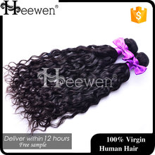 2016 Malaysian Curly Wave Hair Bundles Completely 100% Curly Deep Wave Human Hair Wholesale