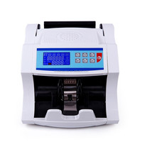 most advanced counterfeit money machine / latest currency bill counter