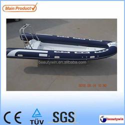 (CE) 19ft rib fiberglass fishing boat