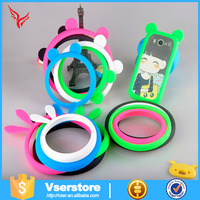 2014 hot sale mobile phone universal silicon bumper case for many phone models