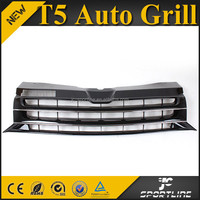 ABS T5 Auto Car Front Mesh Grill for VW T5 TRANSPORTER Sport-Line Style 2010-2014