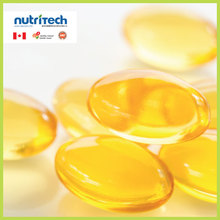 Fish Oil 500 mg Softgels OEM Private Label Supplements, GMP-Certified