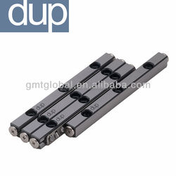 dup DRV linear guide railway with crossed roller slide rail