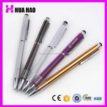 OEM manufacturer gift promotional black pen metal promotional ball pen Manufacturer