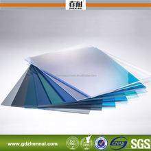 ZHENNAI Wholesale Plastic Easy Assembly Fiberglass Transparent Plastic Cover