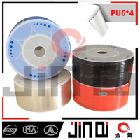 China factory high pressure colorful pneumatic flexible PU air intake hose