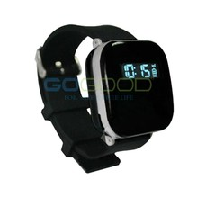Factory Hot selling, Personal GPS Tracker - Watch style with GPS & LBS location tracking with Android APK & web Tracking, TK66