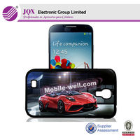 Cell phone 3D Case for Samsung Galaxy s4 i9500 Cover