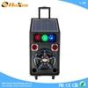 compact subwoofer speaker full range portable mini speaker with fm radio usb input