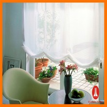 Curtain times transparent sheer roman blinds for sunshine room
