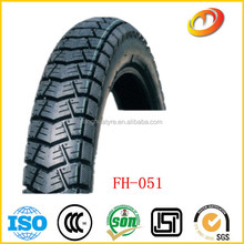 motor spare parts cheap size 3.25-18 tires motorcycle tyre