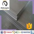 astm de densidad inox 304 hoja de acero inoxidable