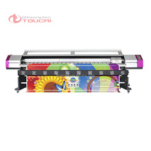 Popular selling Galaxy UD3212LD fast speed 66m2/hr eco solvent dx5 head plotter
