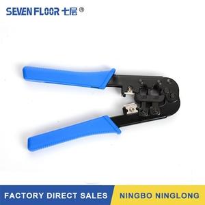 8P8C, 6P6C Разъем Легко Резать Ручной Обжимной Инструмент