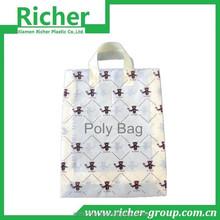 full colors soft loop handle bag thickness custom bag