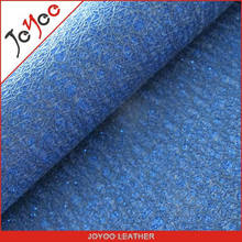 JOYOO cheap pu leather raw material for shoes
