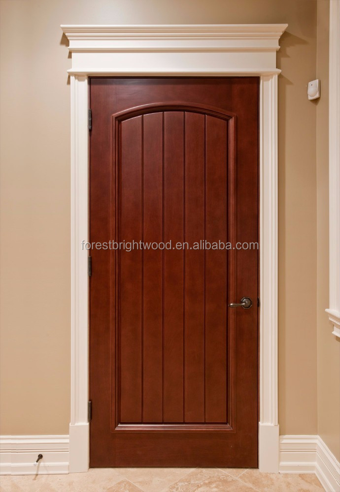 Custom Design Mahogany Prehung Wood Doors Interior Buy