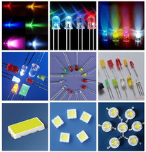 (Original new )high power warm white rgb 1w 3w led diode high lumin