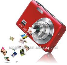 Cheap cmos sensor 2.7'' TFT LCD 3x Optica digital camera
