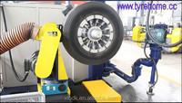 Complete Used Tire Repair Equipment