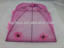 unfoldable fixed food cover food umbrella