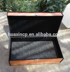 Customized Wooden Chess Boxes Storage Packing Box with Lock