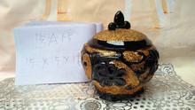 ceramic porcelain candy bowl Islamic ramadan item