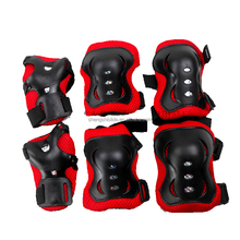 6-in-1 Knee & Elbow & Wrist Pads Protective Gears for Children