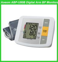 Factory best price blood pressure monitor medical supplies digital bp operator