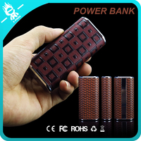 2015 hot Portable USB Moblie Power bank 4000 mAh