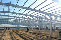 XGZ Steel Structure Building materials /steel structure warehouse/WORKSHOP/office/supermaket Z