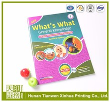 New product Promotion softcover book printing