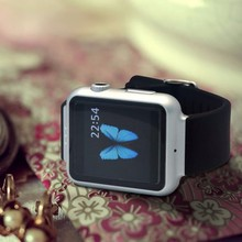 2015 best android 4.4.2 fashional 5.0M camera smart watch phone android dual sim