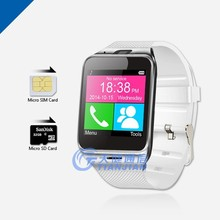 Support Android System Bluetooth 3.0 Smart Internet Watch Phone